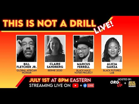 This is Not a Drill: LIVE, July 1st