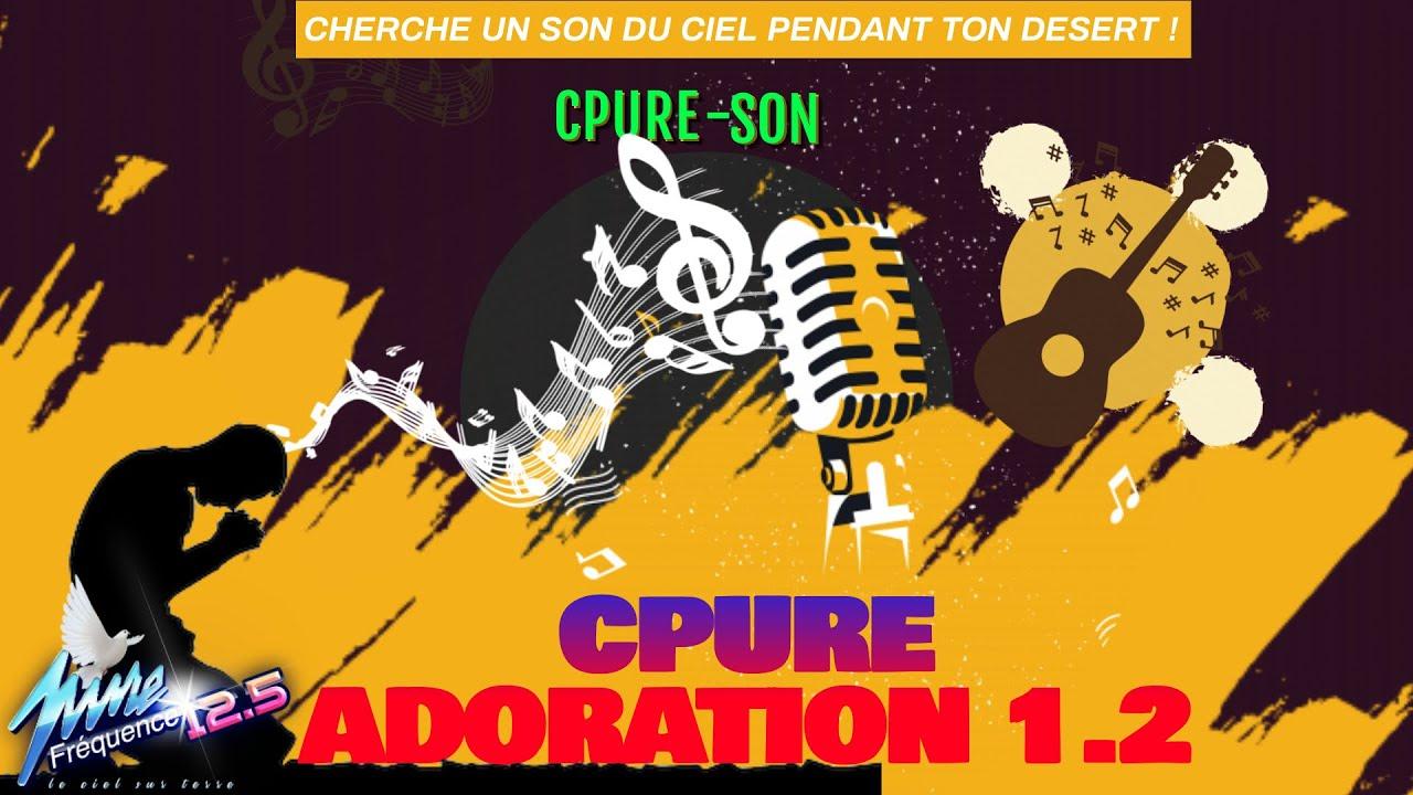 CPURE ADORATION 1 2