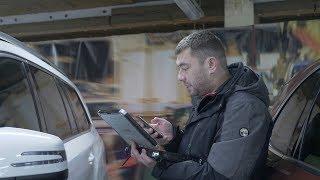 AUDI, Mercedes-Benz и Porsche - проверка автомобилей. Мой рабочий день#2