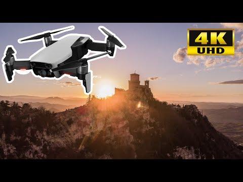 San Marino | DJI Mavic Air