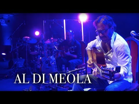 """Al Di Meola Beatles and More Live in Warsaw - """"Day in Life and Elenor Rigby"""""""