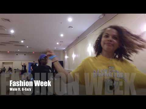 FASHION WEEK - Wale ft. G-Eazy | Richmond Urban Dance