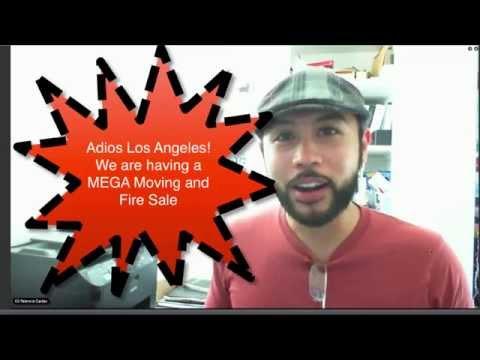 Adios Los Angeles & VA Fire Sale = )