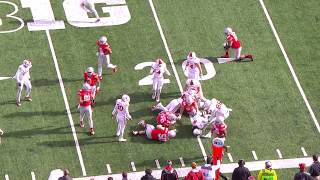 Highlights: Indiana vs. Ohio State (Nov. 22, 2014)