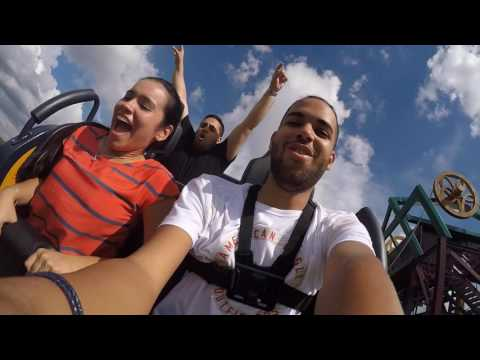 Orlando, Florida Vacation Trip 2016 | Theme Parks | GoPro Edit