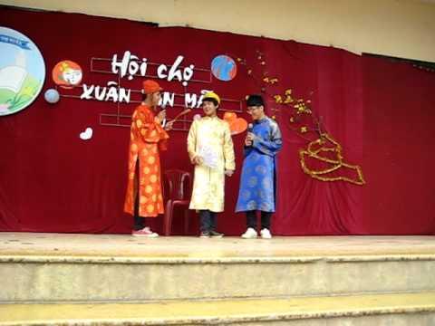 [HQ] Táo quân chầu trời - 11A5 trường THPT Bùi Thị Xuân.