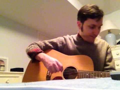 (844) Zachary Scot Johnson All The Faces Creed Bratton Cover thesongadayproject The Office Finale