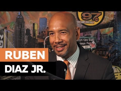 Bronx Borough President Ruben Diaz Jr. Reveals How To Help Puerto Rico