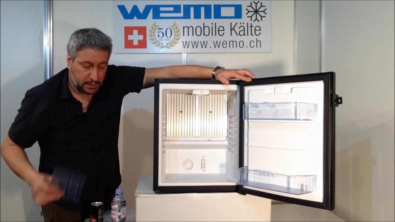 Wemo Minibar Hc 30 I Presentazione In Italiano I Frigo Albergo Di Camera Stanze