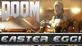 """DOOM: Samuel Hayden """"Human"""" Easter Egg & id Software Employee Memoriam! (DOOM 2016 Easter Eggs)"""