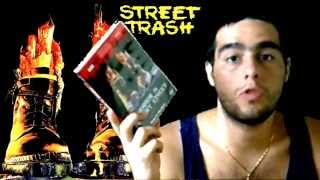 VR27 Horror in Bowery Street (Street Trash) di Jim Muro