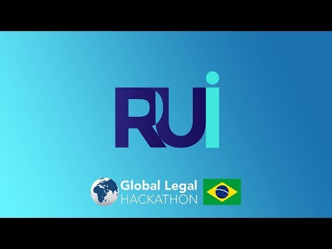 #Rui - Global Legal Hackathon 2019 2nd Round