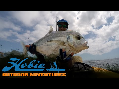 Hobie Outdoor Adventures: Kayak Fishing The Wild Coast Of Panama: Part 1 (S7E2)