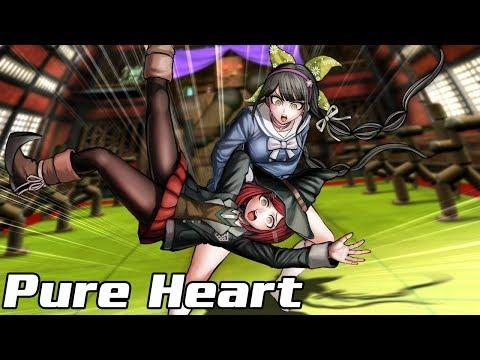 Tenko a girl With a Pure Heart  - A DanganRonpa Closer Look