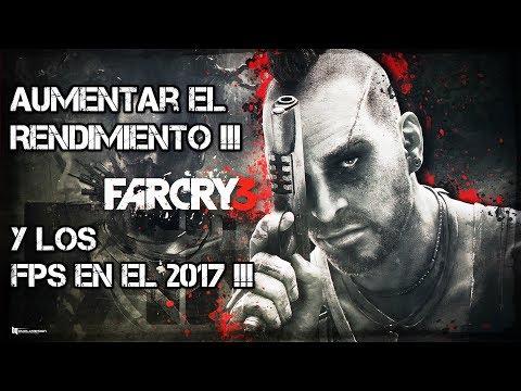 """como aumentar el rendimiento (FPS) del Far Cry 3 """" Gratis y 100% Real """" !! 2017"""