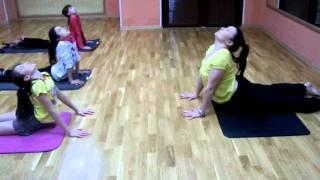 Йога для детей. Йога для детей видео
