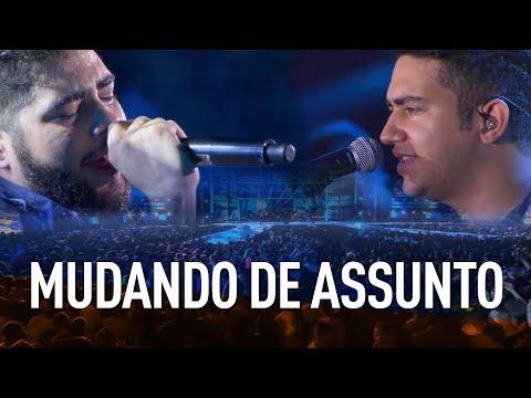 Henrique & Juliano - Mudando de Assunto (DVD Festeja Brasil 2016) [Vídeo Oficial]