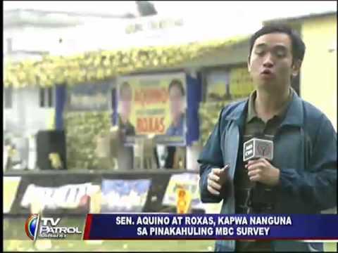 Noynoy, Mar still top picks of Makati Business Club