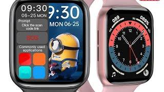 Hw16 akıllı saat (akilli bileklik yerine alınabilecek en iyi saat)