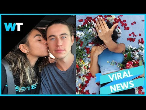 Nash Grier PROPOSED to Girlfriend Taylor Giavasis