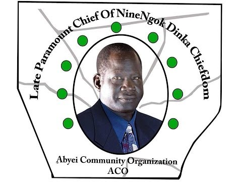 Abyei Community in USA.