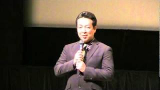 ガッツ石松主演「罪と罰」無料試写会 ロッテリア.