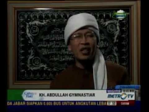 Abdullah Gymnastiar - Jangan Ingin Dipuji, Jangan Takut Dicaci