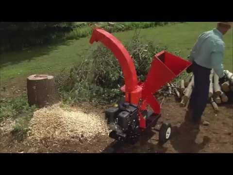 DR Power Self-Feeding Chippers
