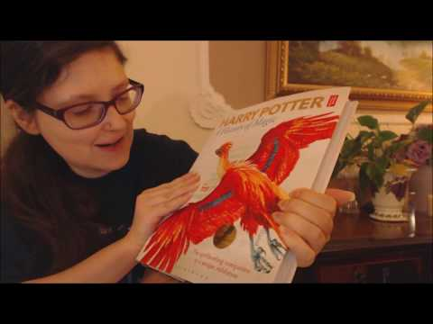 ASMR Harry Potter History Of Magic, British Library Exhibition Books 2017
