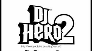 DJ HERO 2 - Tupac [California Love] VS B.o.B [Nothin