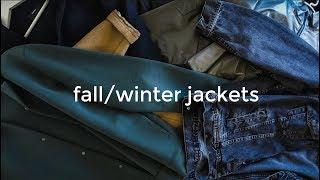 FALL / WINTER JACKETS 2018   The 7 Jackets I