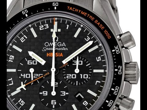 Omega Speedmaster Co-Axial GMT Chronograph - Mechanical Perfection