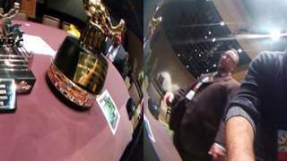 seckbach shows deontay wilder how to watch 360 video on phone EsNews Boxing