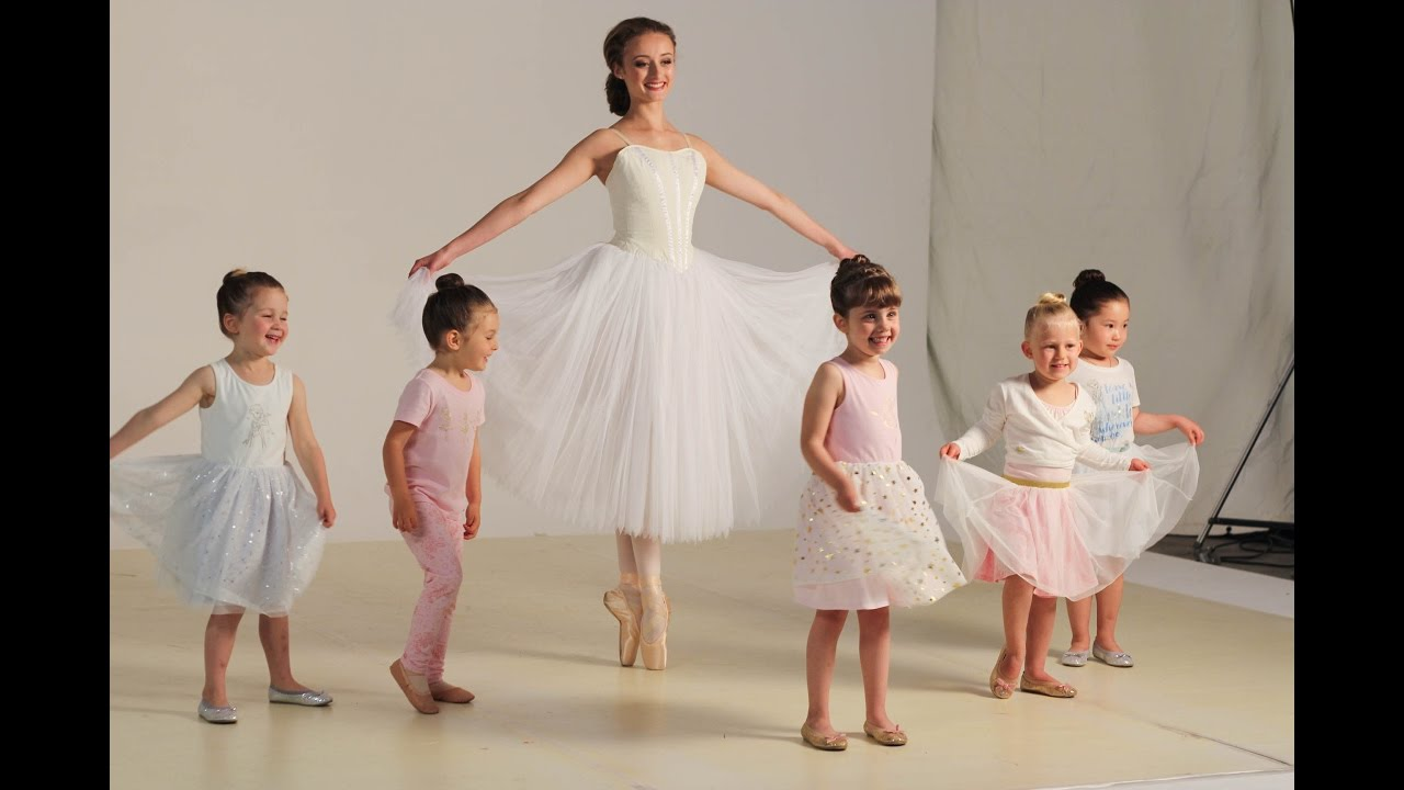 Disney And The Australian Ballet Girls Clothing Tvc Youtube