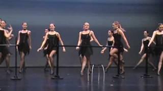 01 Big Spender Dance