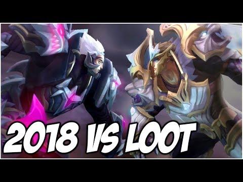 2018 VS EVENT! UNLOCKING LOOT! WOLF ORBS + VS BAGS | League of Legends thumbnail