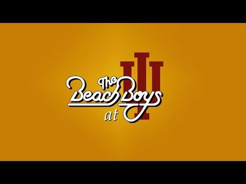 The Beach Boys Visit Class At Indiana University