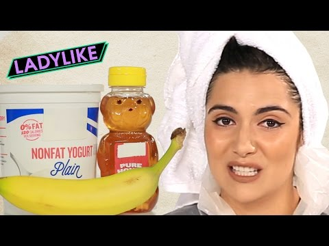 Thumbnail: Women Try DIY Hair Masks • Ladylike