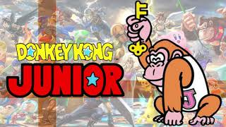 Game Start / Stage 1 - Donkey Kong Junior OST