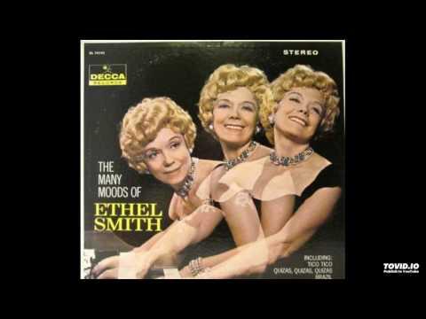 HAMMOND ORGAN PIONEER: Ethel Smith - I Found a New Baby