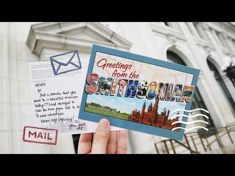 Inside the Postal Museum 🇺🇸📮(Washington, DC)