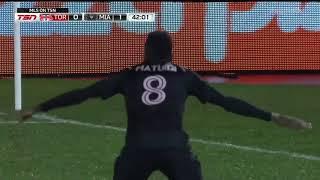 Blaise matuidi goal vs. toronto fc, 11/01/2020