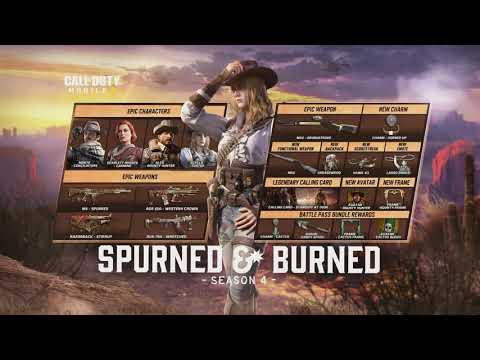 Call of Duty®: Mobile - Season 4 Spurned & Burned | Battle Pass Trailer