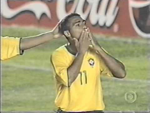 Brasil 5x0 Bolívia - 2000 - Eliminatórias Copa 2002