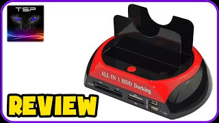 USB Docking Station for HDD / SSD - REVIEW