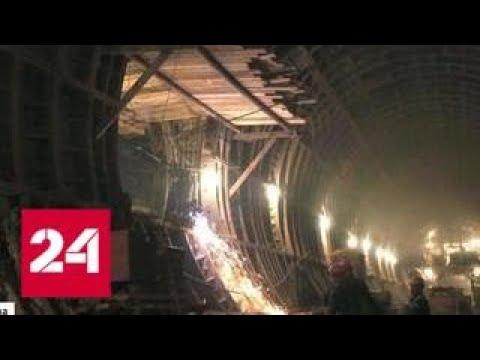 55 новых станций метро построят в Москве за ближайшие 5 лет - Россия 24