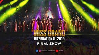 Miss Grand international 2019 - Final Show
