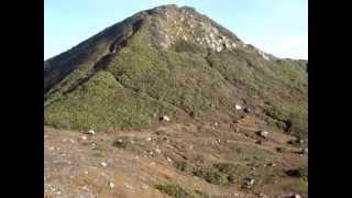 Pendakian Gunung Sinabung, Tanah Karo, Sumatera utara, Indonesia