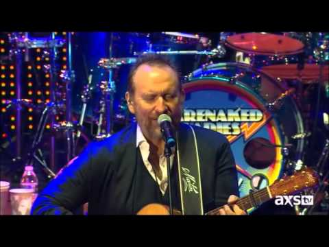 Barenaked Ladies and Colin Hay - Who Can It Be Now? (Live at Red Rocks - 2015)