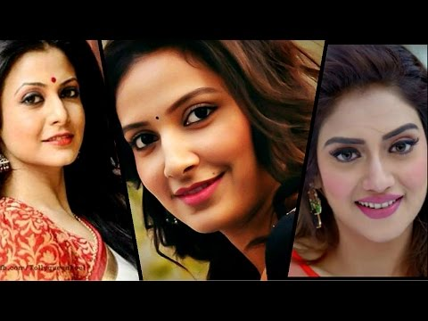 Top 10 Beautiful Bengali Actress 2017 - List of Bengali actresses